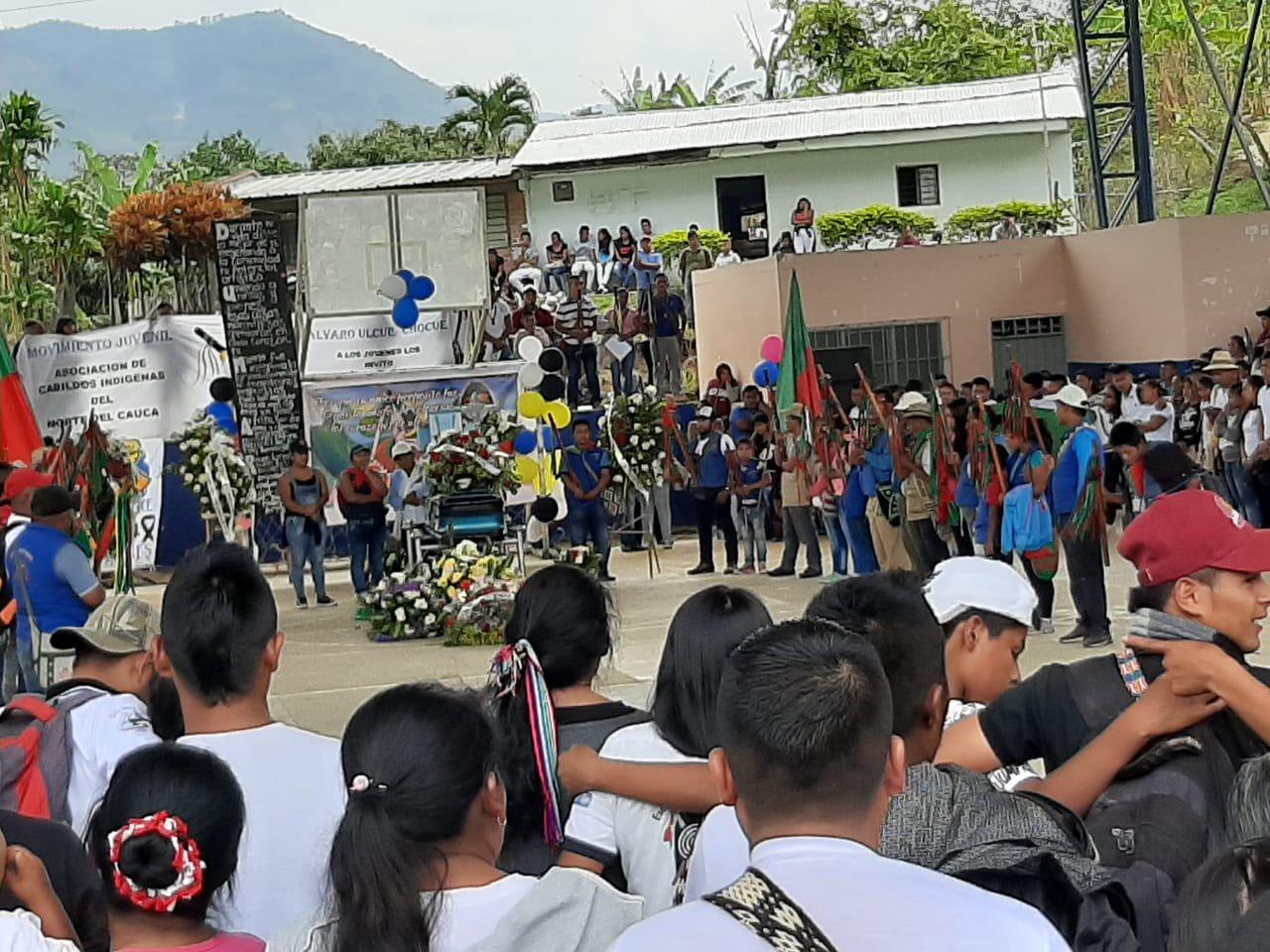 El derecho a la vida de los indígenas peligra en Colombia