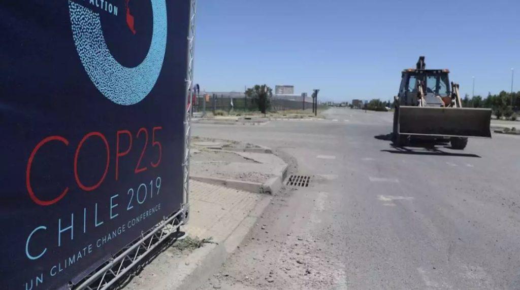 El reino prepara la cumbre climática que Chile declinó