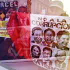 Procesión de corruptos a prisión por caso Odebrecht en Perú