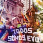 Venezuela y otros países de la región sólo reconocen a Evo Morales como Presidente de Bolivia