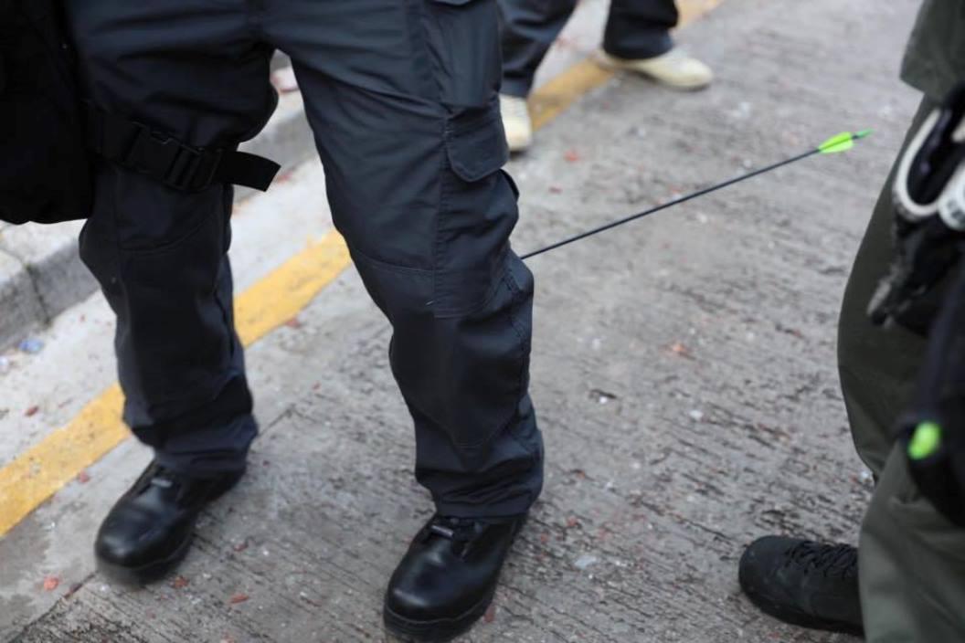Ola terrorista en Hong Kong renueva la tensión y los enfrentamientos