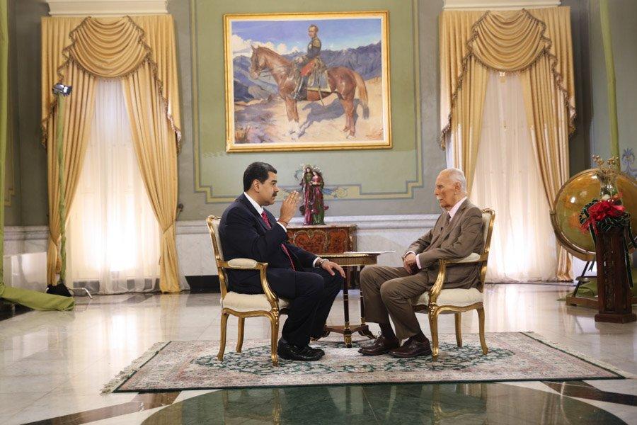 Maduro confía en que Evo Morales volverá a gobernar Bolivia