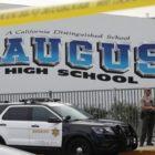 Murió el autor del tiroteo en la escuela californiana