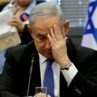 Los israelíes ya no soportan la presencia de Netanyahu