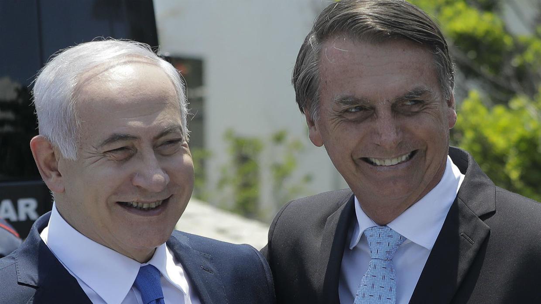 Netanyahu en Brasil: 'No tenemos mejores amigos que los evangélicos'