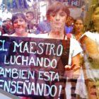 Paro de docentes cierra aulas en Argentina