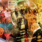 Piñera quiere leyes más duras contra manifestantes