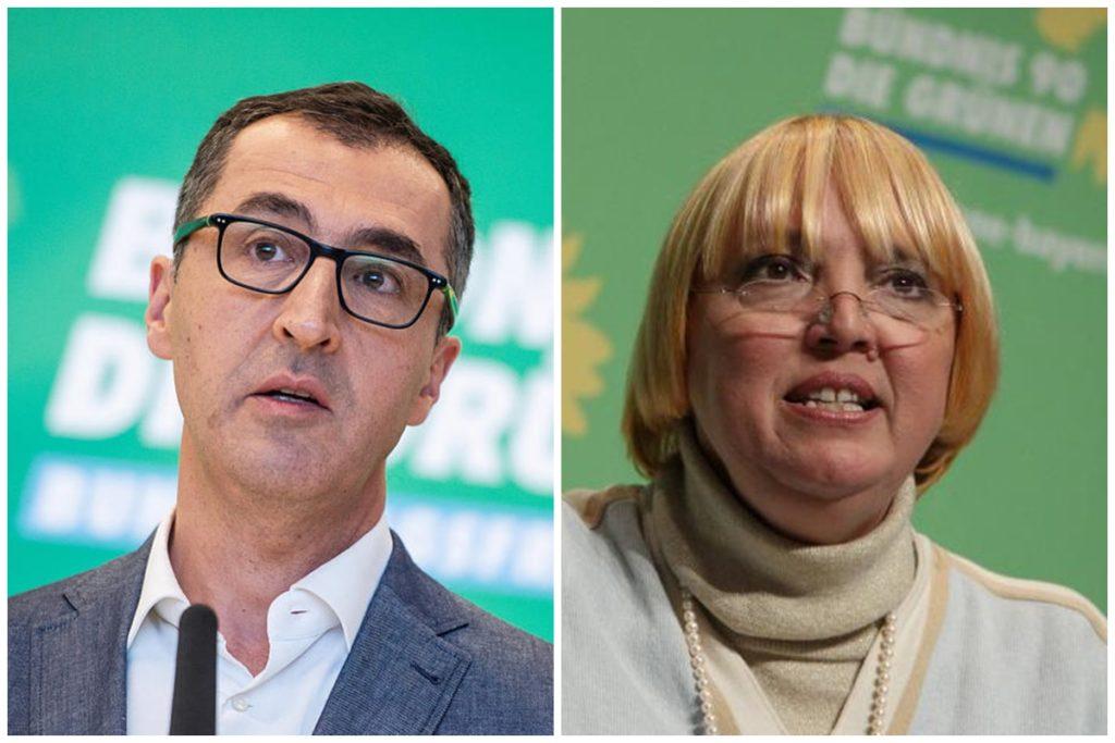 La ultraderecha pretende poner contra la pared a los verdes alemanes