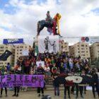 Lucha contra la violencia machista refuerza las protestas en Chile