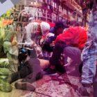 Denuncian represión desmedida en Colombia
