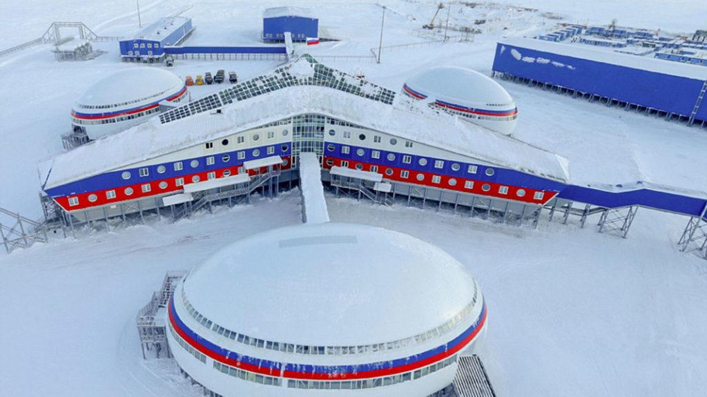 Rusia aprovecha el deshielo para centrar esfuerzos en el Ártico