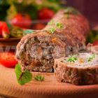 Rollo de carne con vegetales para salir de la rutina