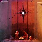 La obra de Banksy que denuncia la tragedia de Belén