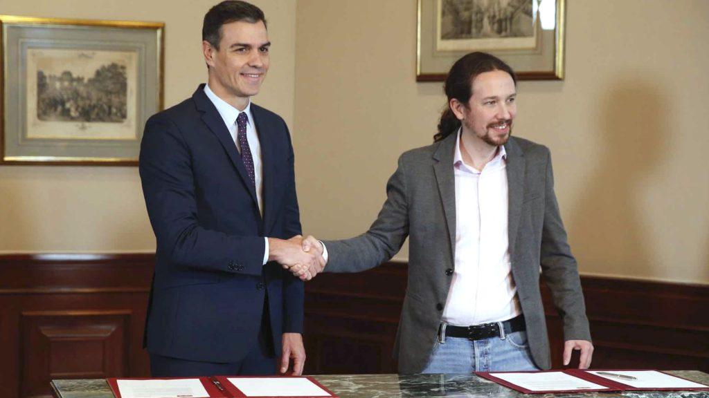 Crisis política en España (o crónica de un año y medio sin Gobierno)