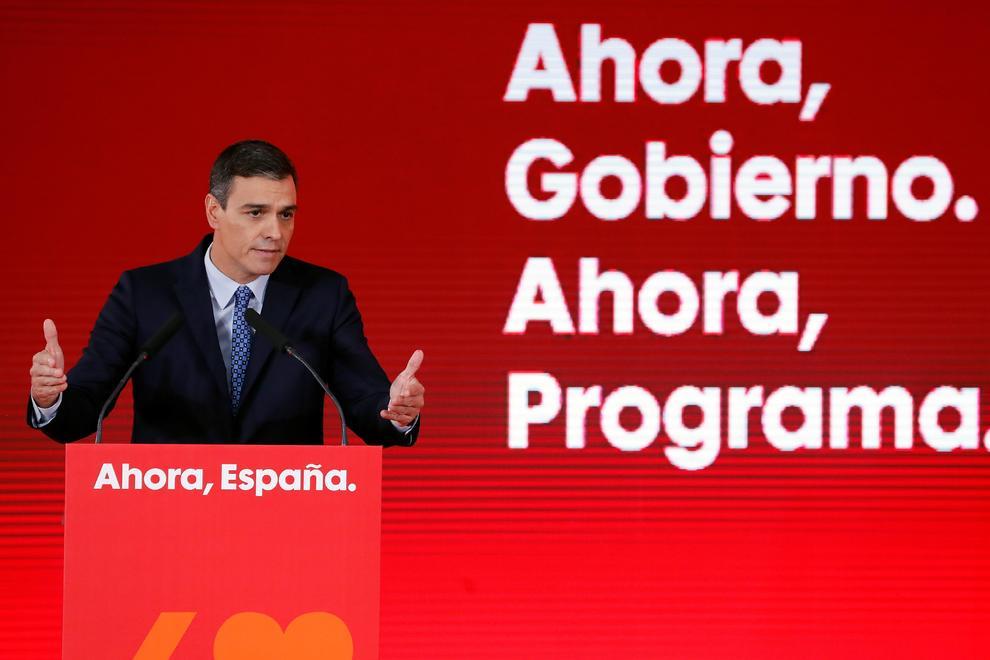 Crónica de un año y medio sin Gobierno en España