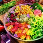 Resuelve un fin de semana playero con estas dos ensaladas