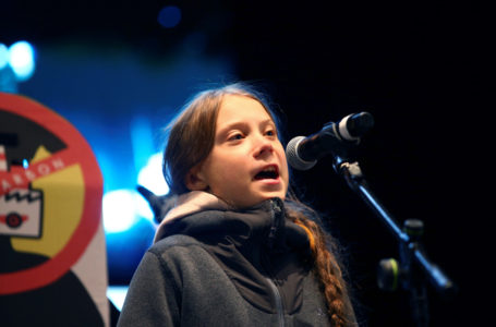 Greta confía en el despertar mundial ante la crisis climática / Foto: EFE
