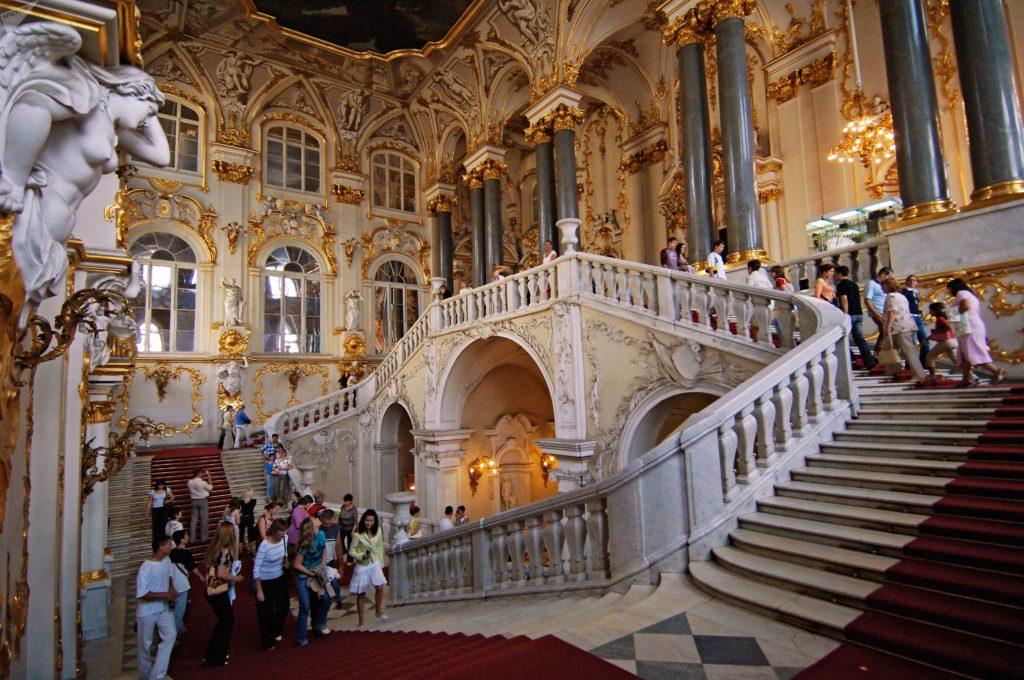 Un museo de 255 años genera gran expectación en Rusia