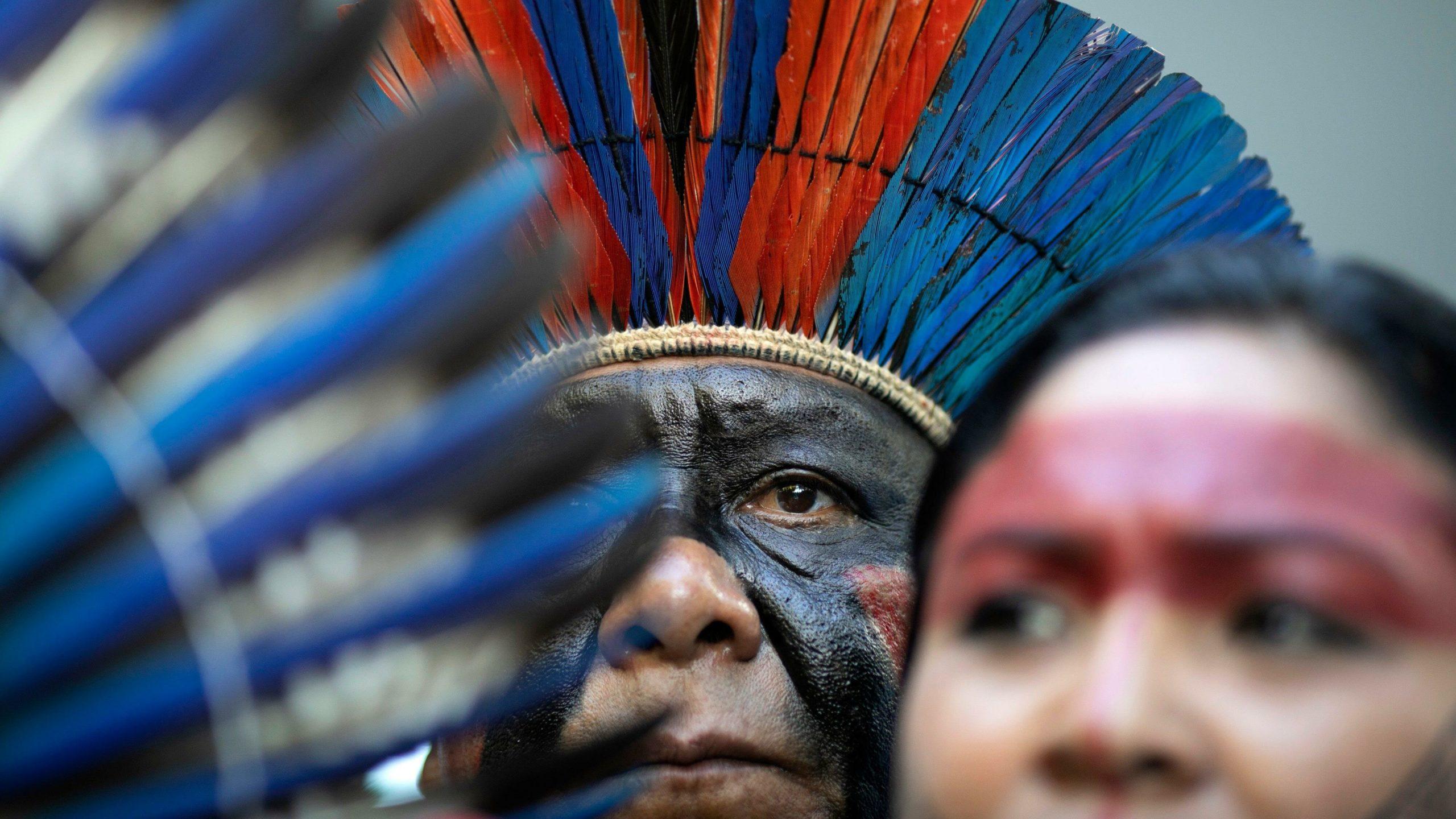 Otro indígena brasileño pierde la vida en extrañas circunstancias / Foto: Cortesía