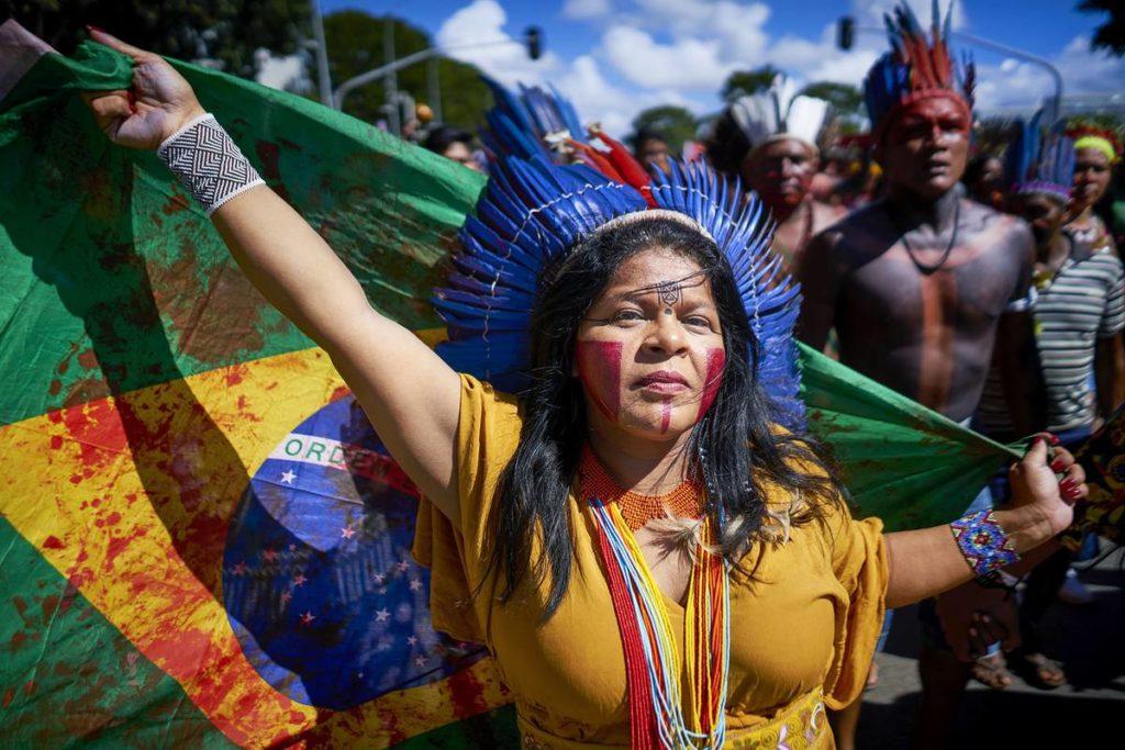 Otro indígena de Brasil pierde la vida en extrañas circunstancias