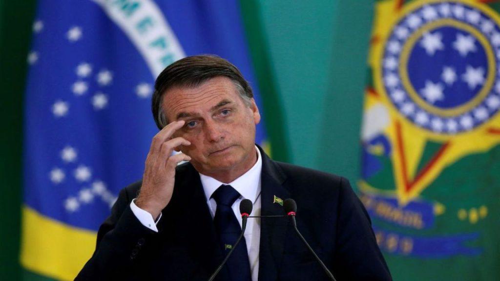 Los brasileños desconfían de cualquier cosa que diga Bolsonaro