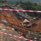 Las lluvias en el sur del Congo diezman a la población