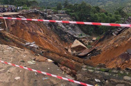 Las lluvias en el sur del Congo diezman a la población / Foto: Cortesía