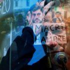 "Macri: ""partir"" con la frente marchita"