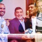 Maradona vuelve a la Casa Rosada a espantar al neoliberalismo