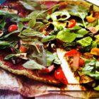 Pizza de brócoli para el fin de semana