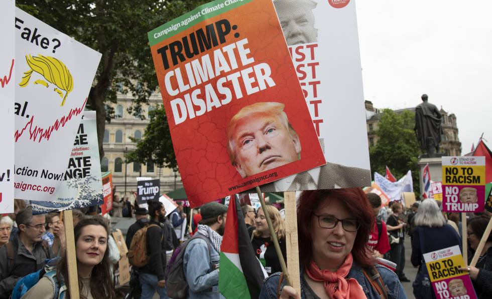 trump-desastre climático