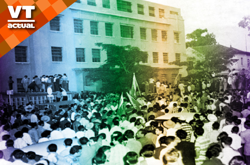 #VTalPasado 1958: El espíritu del 23 de enero y la conquista del pueblo venezolano