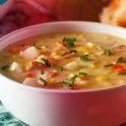 Sopa de verduras: un «quemagrasa» ideal para los excesos de diciembre