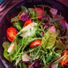 Ensalada verde: refrescante y saludable para eliminar toxinas