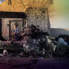 Los últimos momentos del avión ucraniano siniestrado en Irán