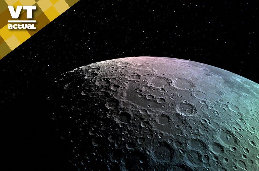China revela la cara oculta de la luna