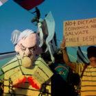 Protestas en Chile se recrudecen y tocan la educación