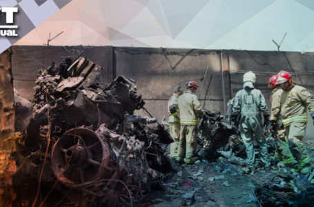 VTAnálisis: Surge una nueva teoría sobre el derribo del avión en Irán / Foto: VTactual