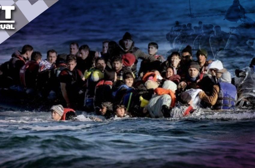 #VTanálisis: Imparable la crisis migratoria en el mar Mediterráneo