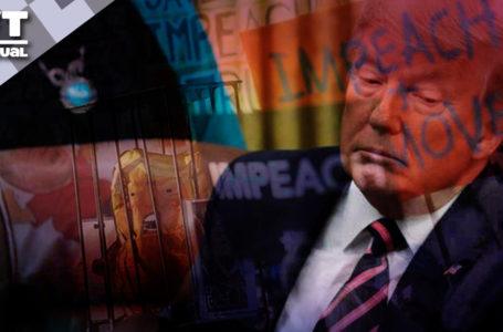 Impeachment contra #DonaldTrump avanza a toda marcha / Foto: VTactual