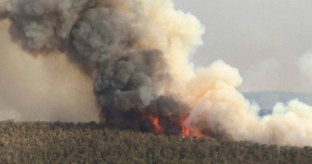 Sureste de Australia se enfrenta a su segundo megaincendio