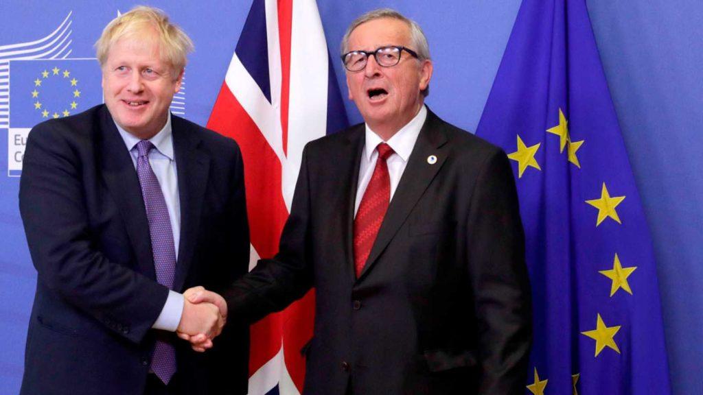 Boris Johnson se plantea un Reino Unido global gracias al brexit