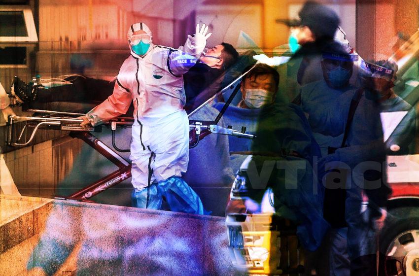 China redobla sus esfuerzos para contener el coronavirus