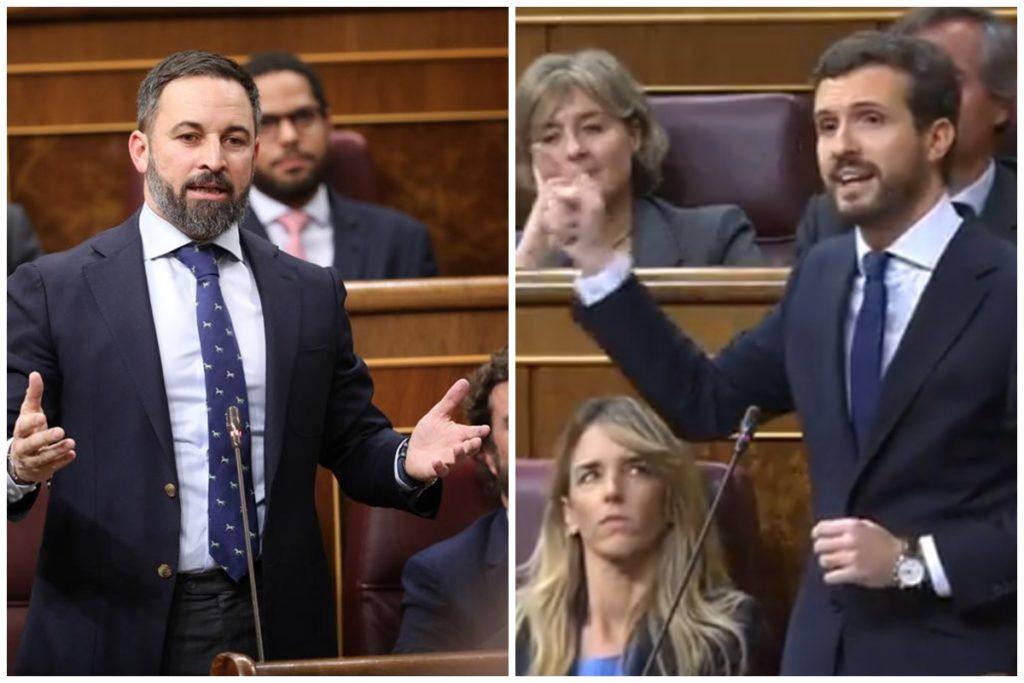 La derecha española y Sánchez intercambian acusaciones por Cataluña
