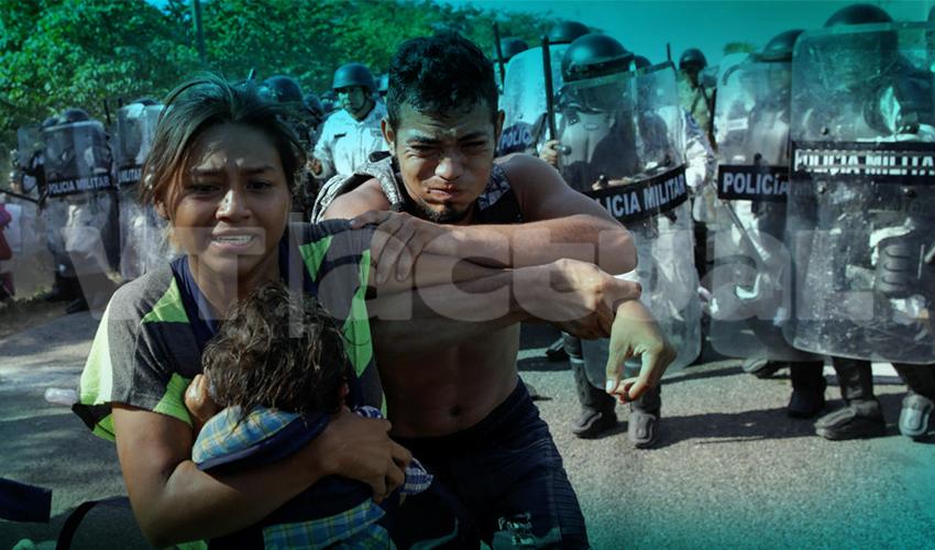 Guardia Nacional mexicana hace el trabajo sucio contra migrantes