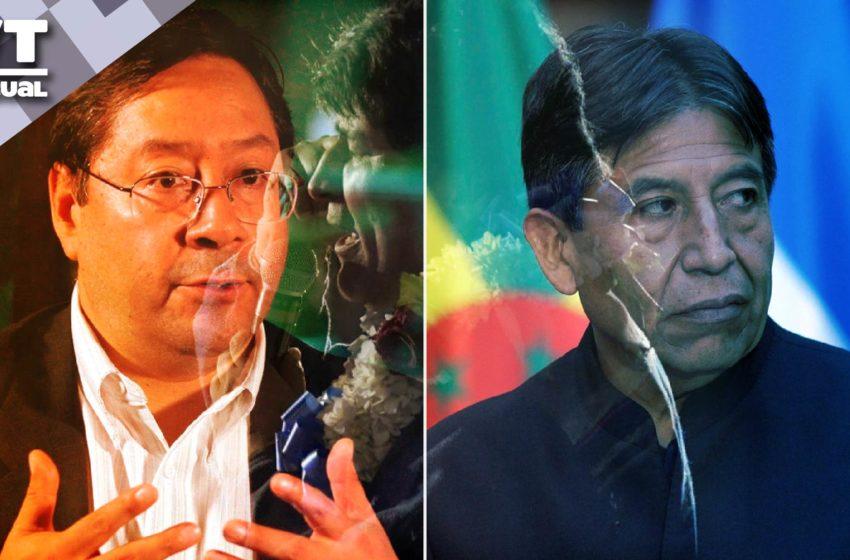 El reto de la dupla impulsada por Evo Morales en Bolivia