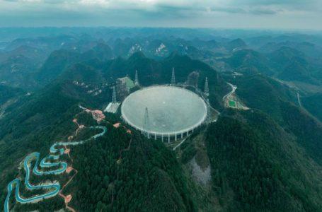 China busca liderar el descubrimiento de los secretos del universo / Foto: Xinhua