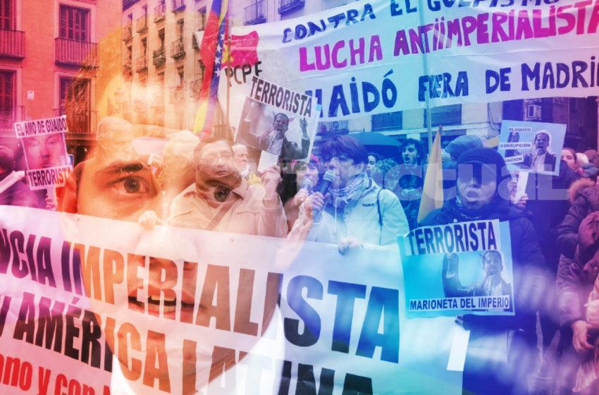 #VTanálisis Guaidó, desnudo y sin sastre ante la prensa en Europa