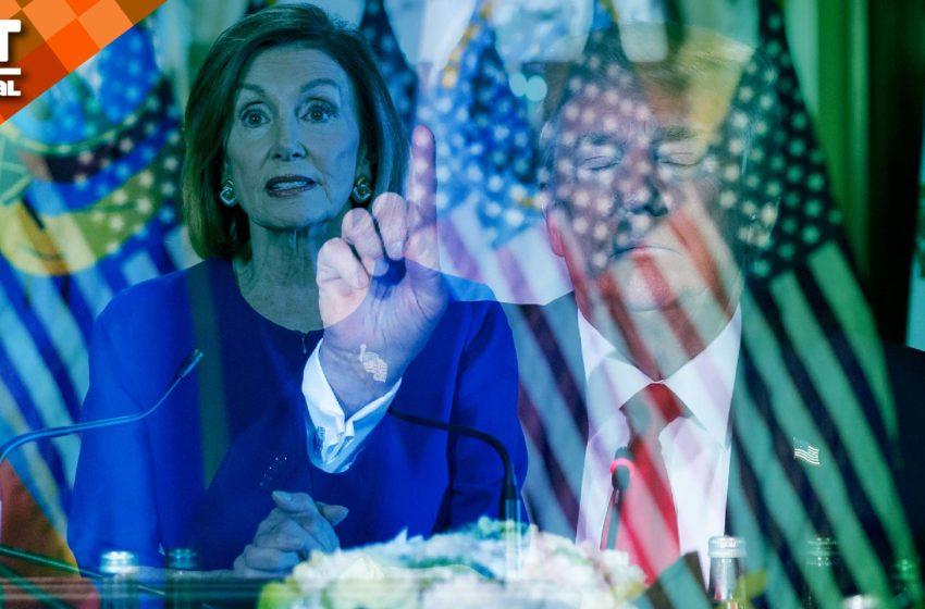 El paso a paso del impeachment contra #DonaldTrump