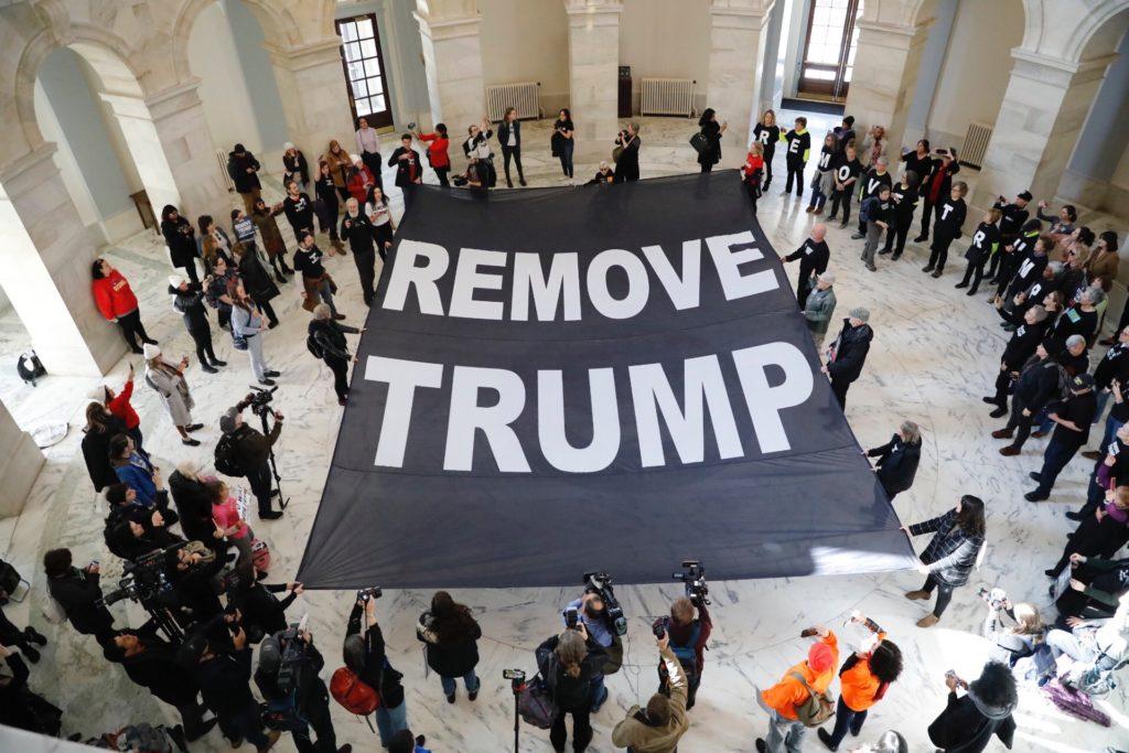 Impeachment contra #DonaldTrump avanza a toda marcha